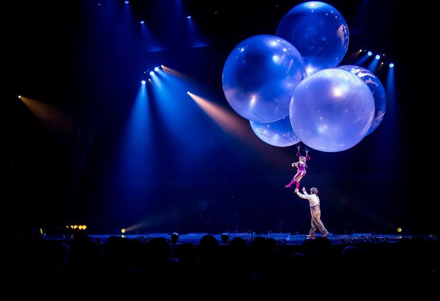BGReviewer: Cirque du Soleil Corteo | Budweiser Gardens