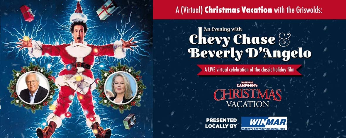 A (Virtual) Christmas Vacation with the Griswold's: An Evening with