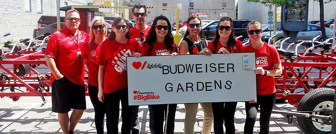 Donation Request | Budweiser Gardens