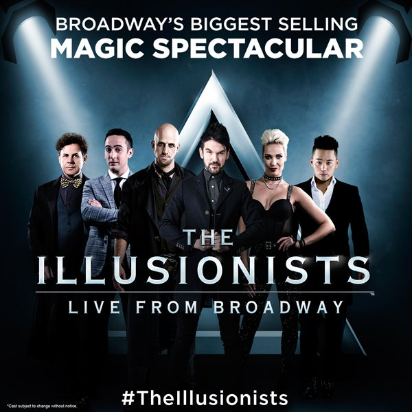 The Illusionists | Budweiser Gardens