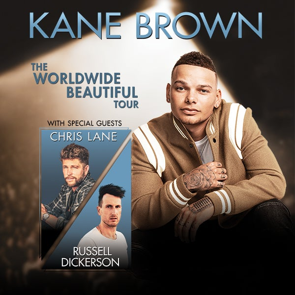 Chris Brown Tour 2020.Kane Brown Budweiser Gardens