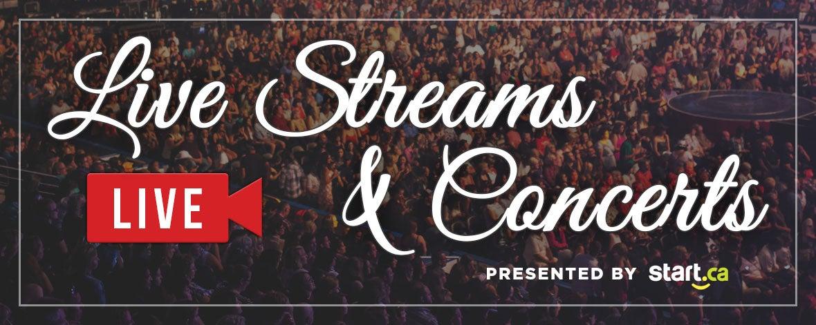 Live Streams & Concerts