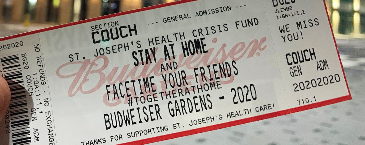 The Hottest Ticket in Town for a Good Cause!