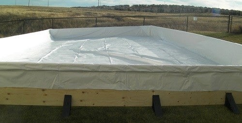 How To Build A Backyard Ice Rink | Budweiser Gardens